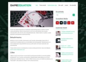 thegameequation.com