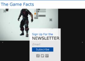 thegamefacts.com