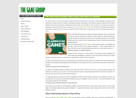 thegamegroup.com