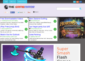 thegameinator.com
