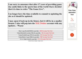 thegamelive.com