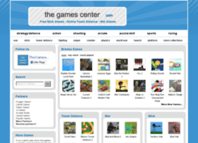 thegamescenter.com