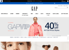 thegap.co.uk