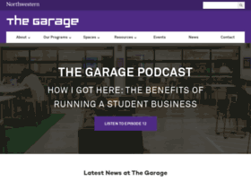 thegarage.northwestern.edu