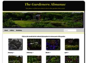 thegardenersalmanac.co.uk