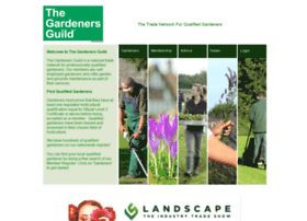 thegardenersguild.co.uk