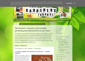 thegardenersjournal.co.uk