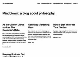 thegardenersrake.com