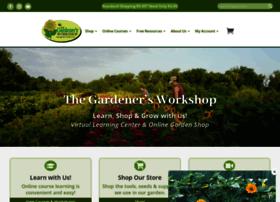 thegardenersworkshop.com