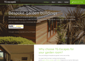 thegardenescape.co.uk