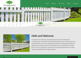 thegardenfenceco.ie