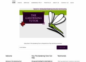 thegardeningtutor.net