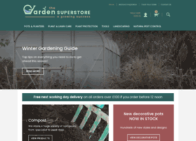 thegardensuperstore.co.uk