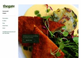 thegaterestaurants.com