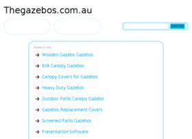 thegazebos.com.au