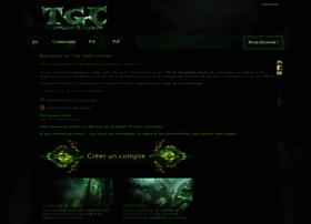thegeekcrusade-serveur.com