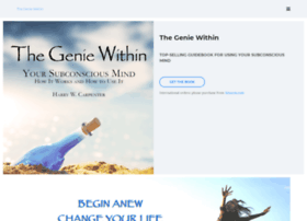 thegeniewithin.com