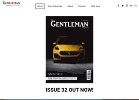 thegentlemanmagazine.co.uk