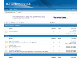 thegentlemensclub.boards.net