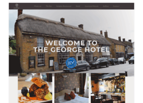 thegeorgehotelcastlecary.co.uk