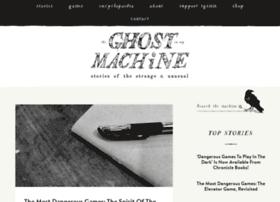 theghostinmymachine.wordpress.com