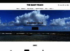 thegiantpeach.com
