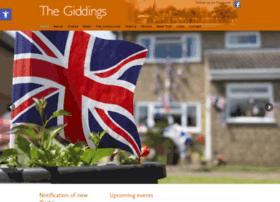 thegiddings.org.uk