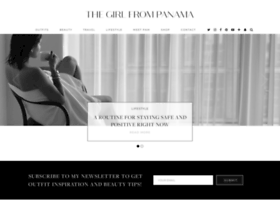 thegirlfrompanama.com