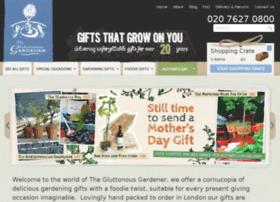 thegluttonousgardener.co.uk
