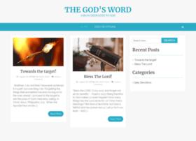 thegodsword.com