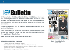 thegoldcoastbulletin.digitaleditions.com.au
