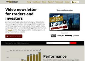 thegoldforecast.com
