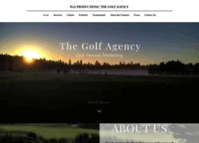 thegolfagency.com
