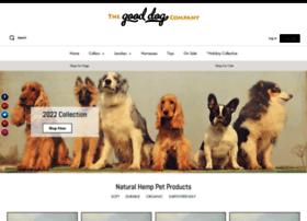 thegooddogcompany.com