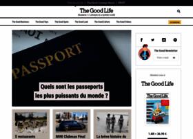 thegoodlife.fr