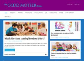 thegoodmotherproject.com
