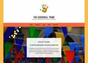thegoodwilltribe.org