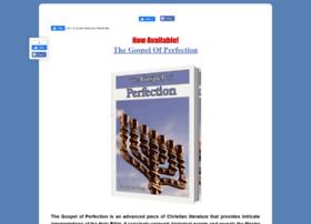 thegospelofperfection.com