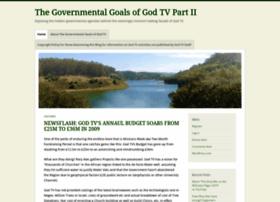 thegovernmentalgoalsofgodtvpart2.wordpress.com