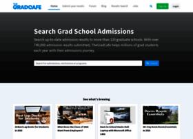 thegradcafe.com