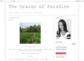 thegrainsofparadise.blogspot.com