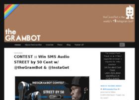 thegrambot.wordpress.com