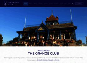 thegrangeclub.com