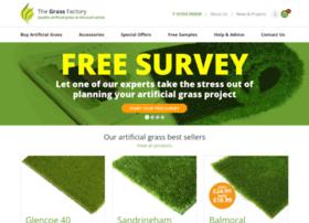 thegrassfactory.com