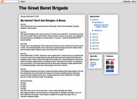 thegreatberetbrigade.com