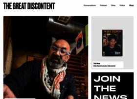 thegreatdiscontent.com