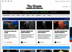 thegreats.info