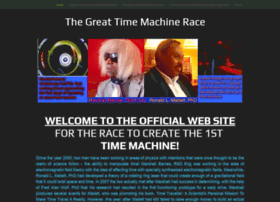 thegreattimemachinerace.weebly.com