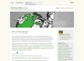 thegreenbackpack.net