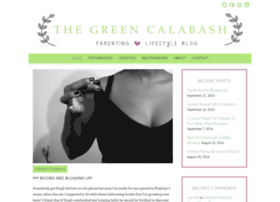 thegreencalabash.com